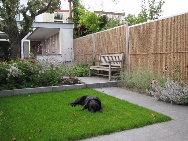 Buro mien ruys tuin landschapsarchitekten tuin in for Tuin aanleggen nijmegen